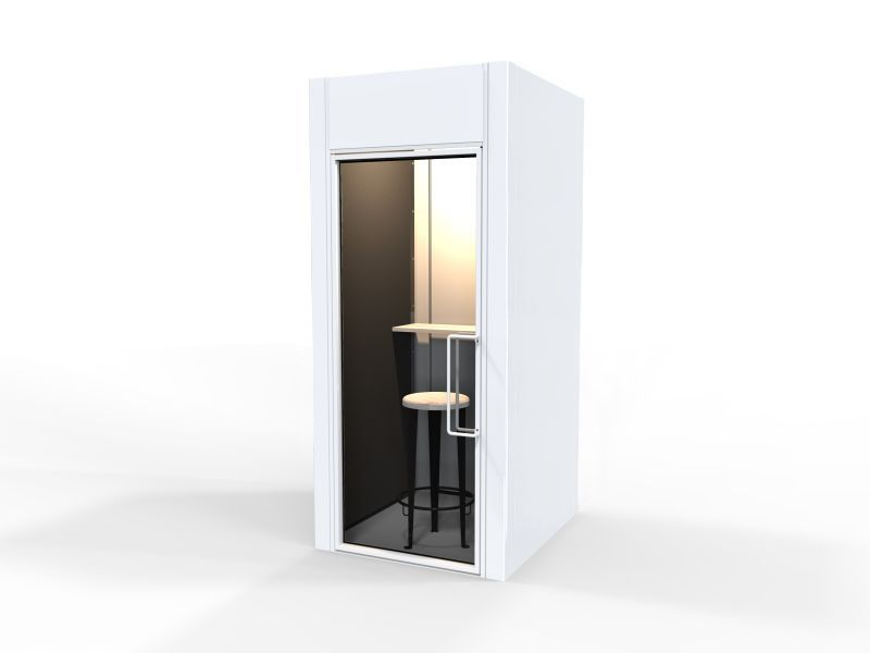 Informant 1 Person Privacy Phone Booth