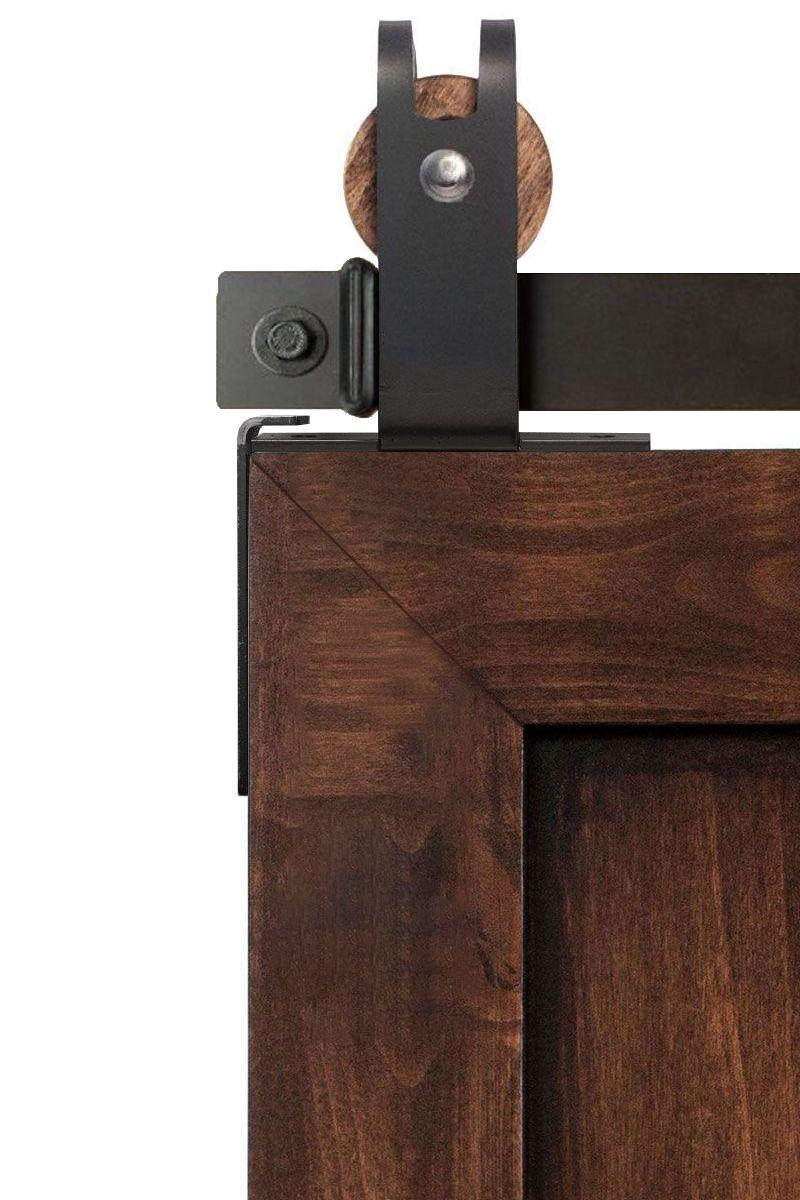 Micro Top Barn Door Hardware