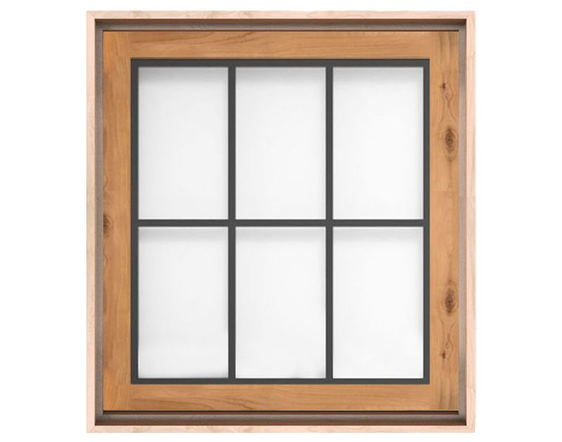 Rustica Farmhouse Window