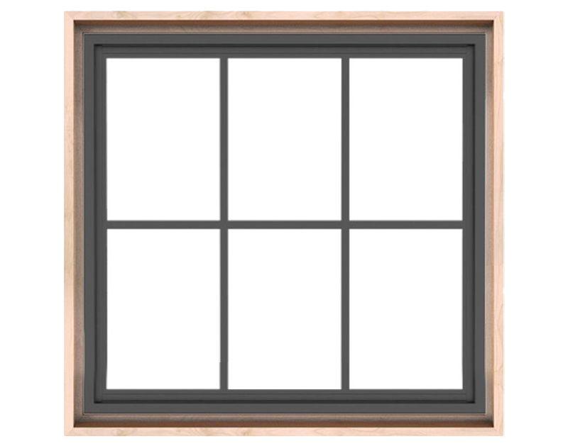 Rustica Flat Land Window