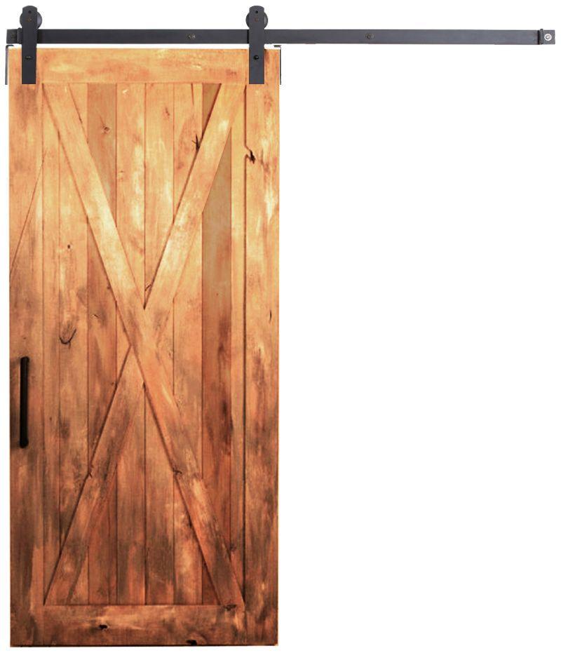 Outdoor Rated Barn Door