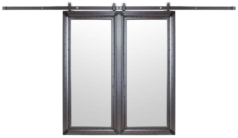 Mead Double Barn Door