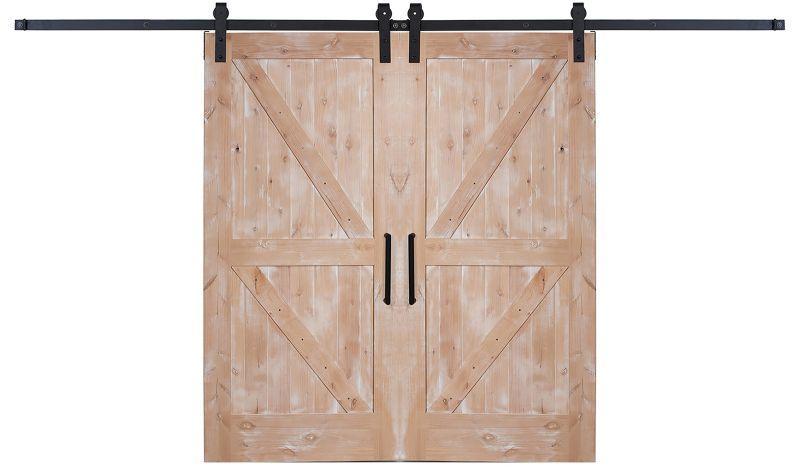 Dutch Z Double Barn Door