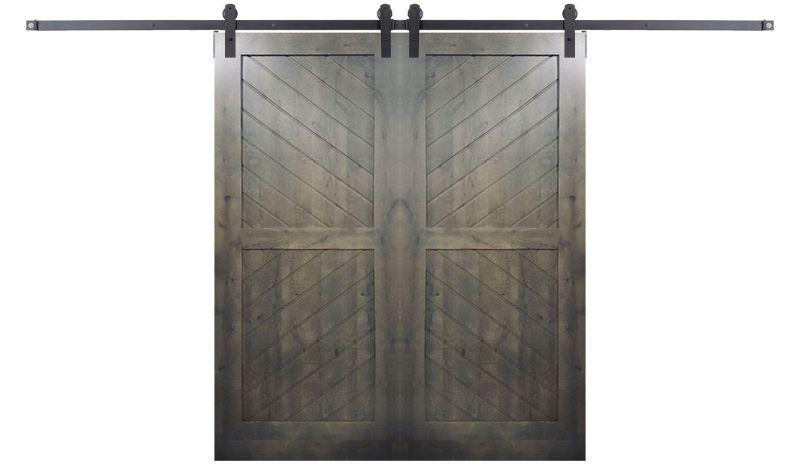 Horizon Double Barn Door