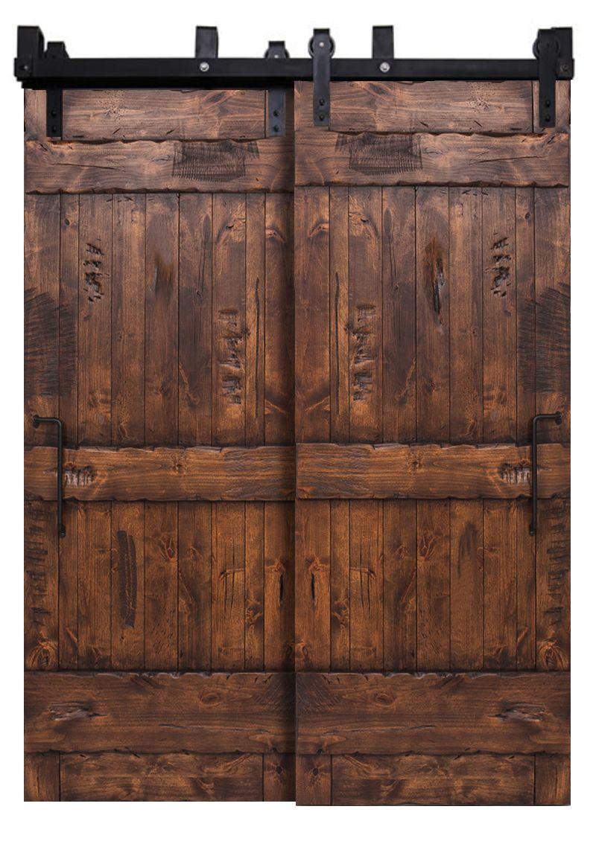 Ranch Bypassing Barn Doors