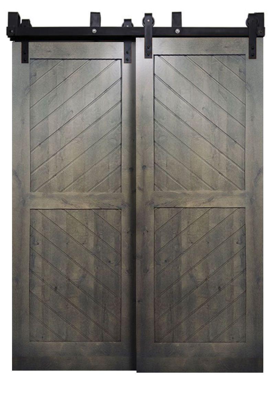 Horizon Bypassing Barn Doors