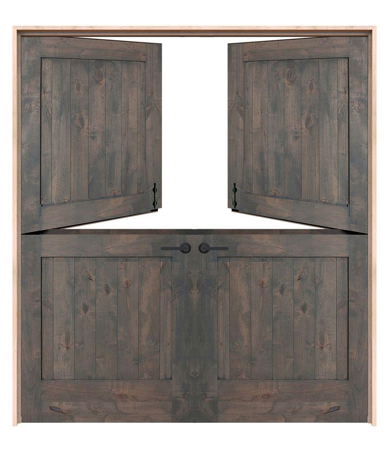 Cornerstone Double Dutch Doors