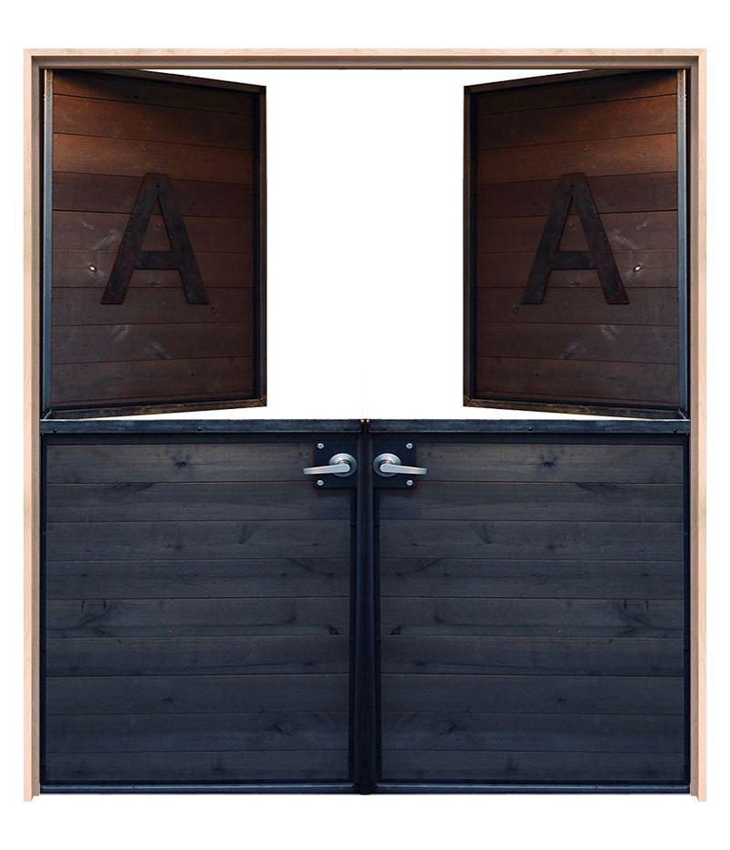 Dutch Modern Double Dutch Door