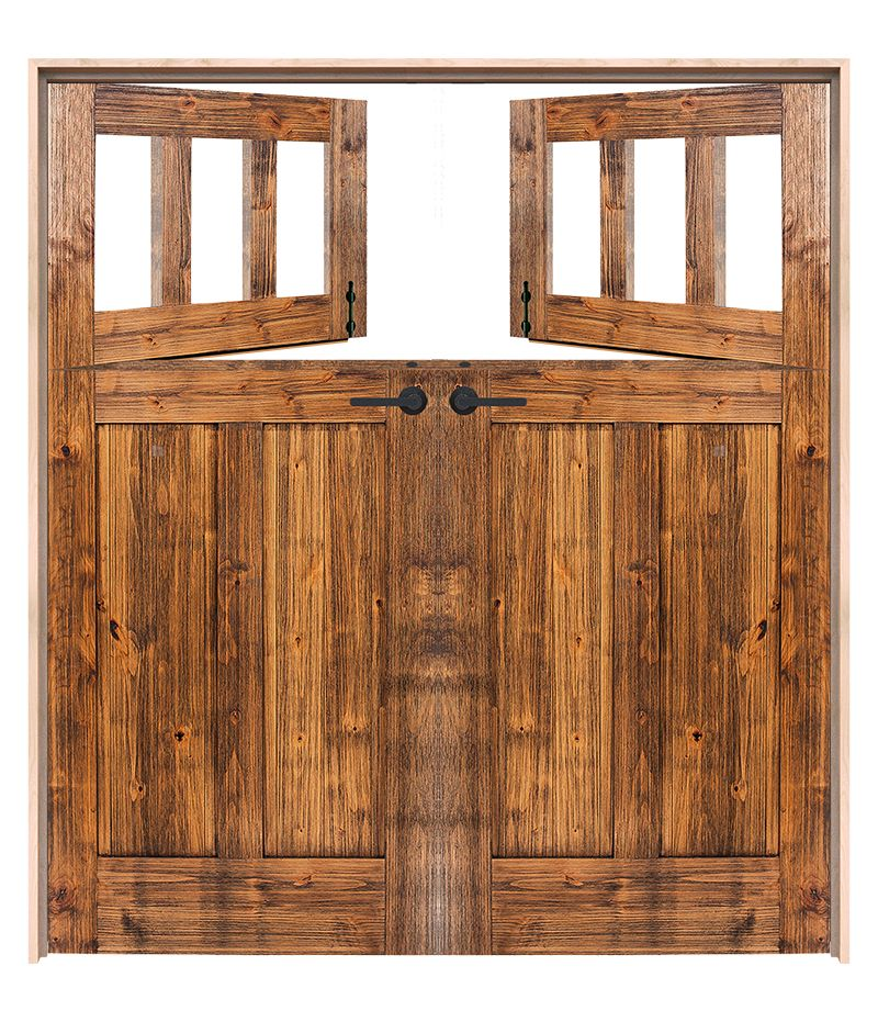 Washhouse Double Dutch Doors