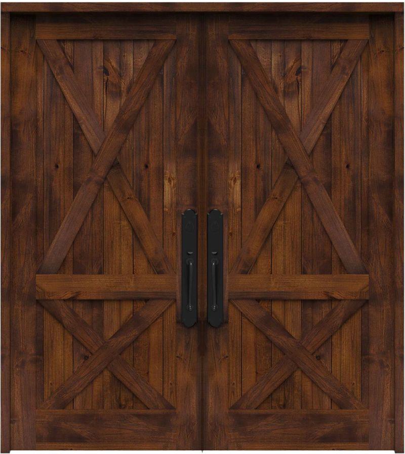 Care Taker Double Front Door