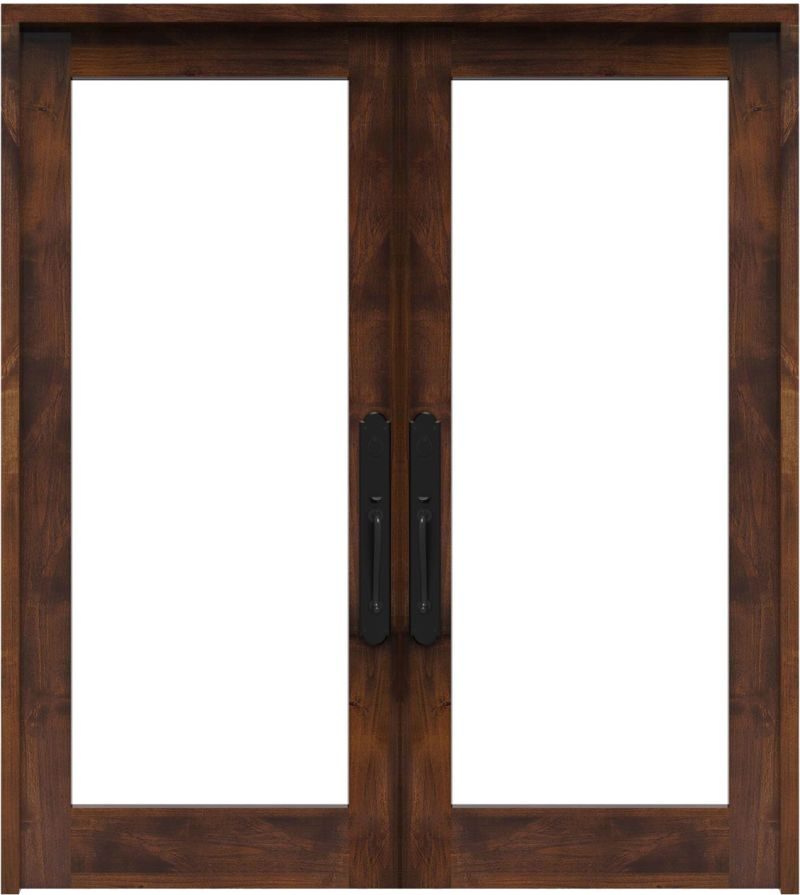 Watchman Double Front Door