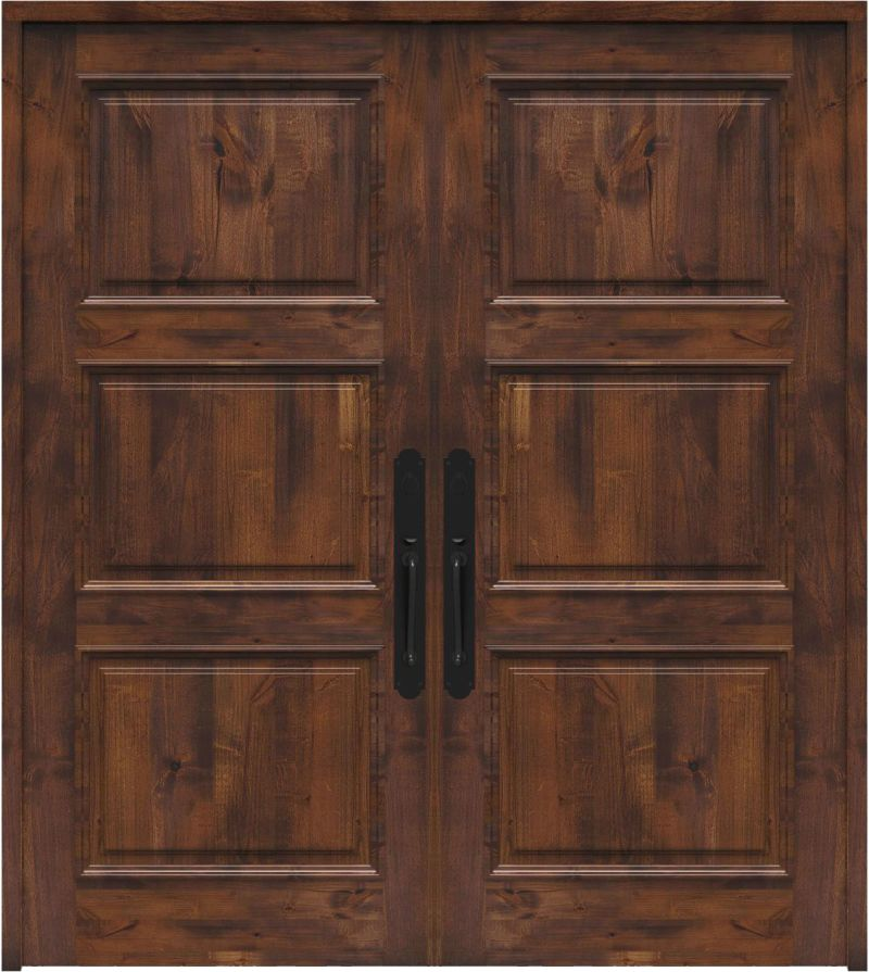 Ranch Hand Double Front Door