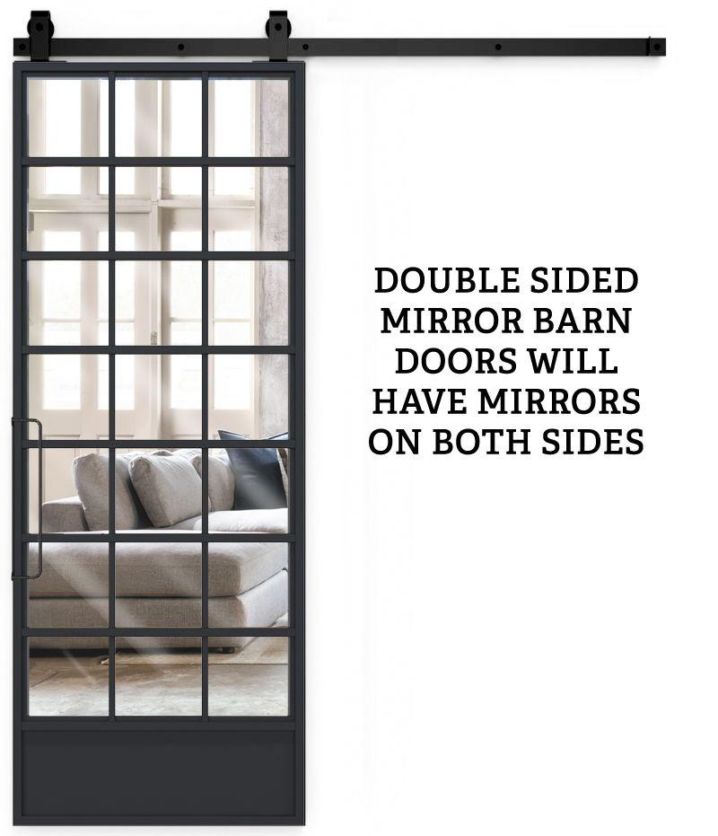 Grand Hall Double Mirror