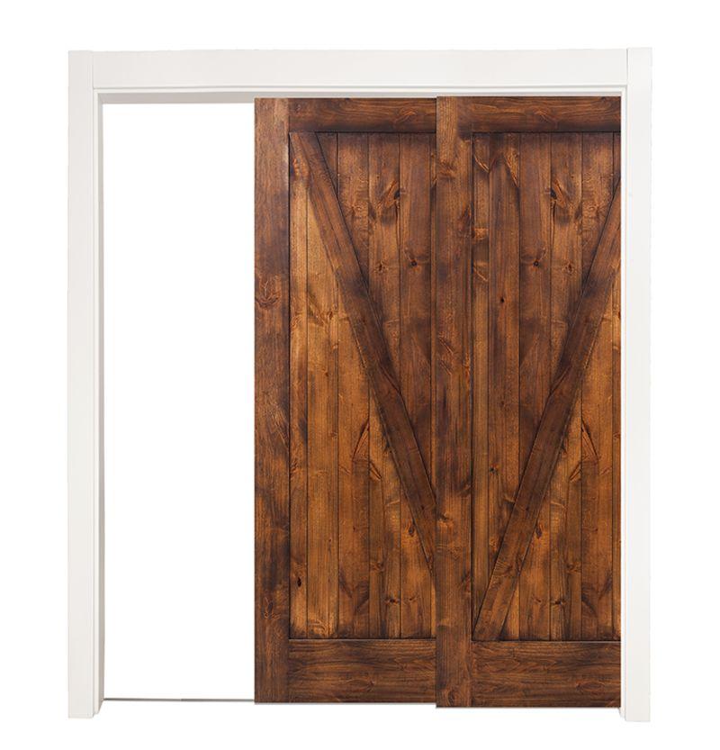 Z Bypassing Pocket Doors