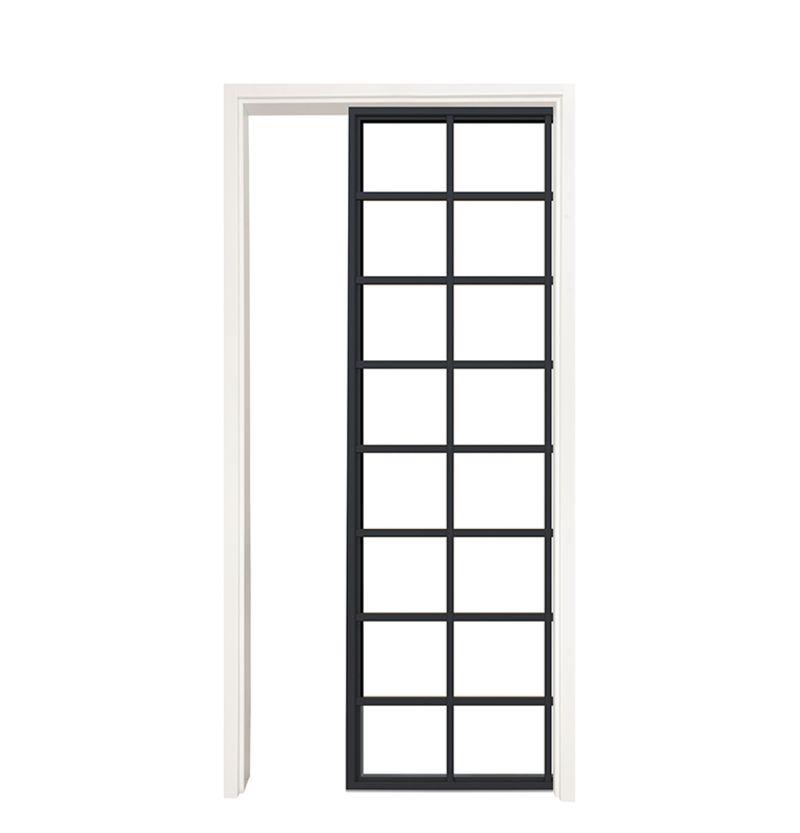 Conservatory Single Pocket Door