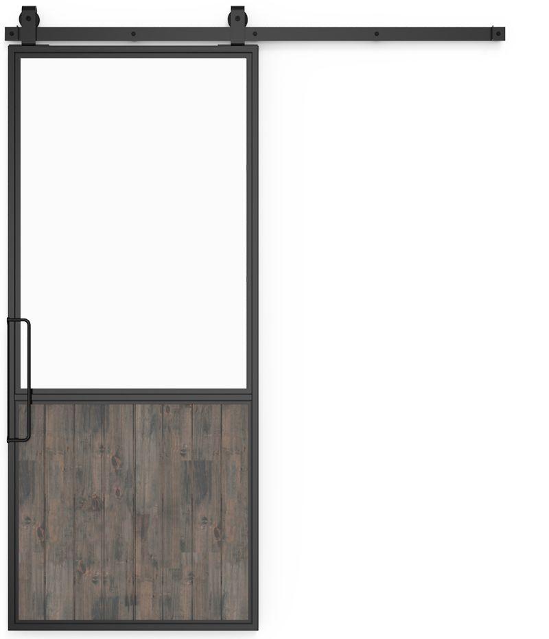 Chalet Barn Door