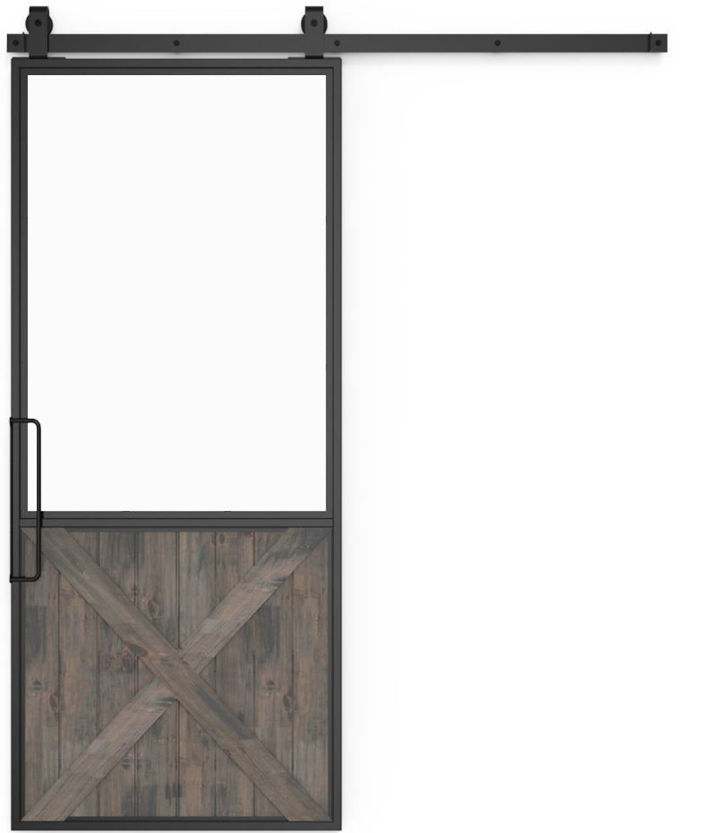 Vision Barn Door