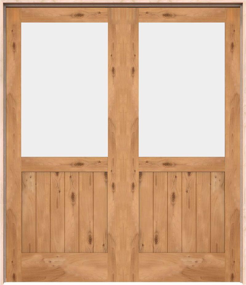 Mountainland Interior Double Door