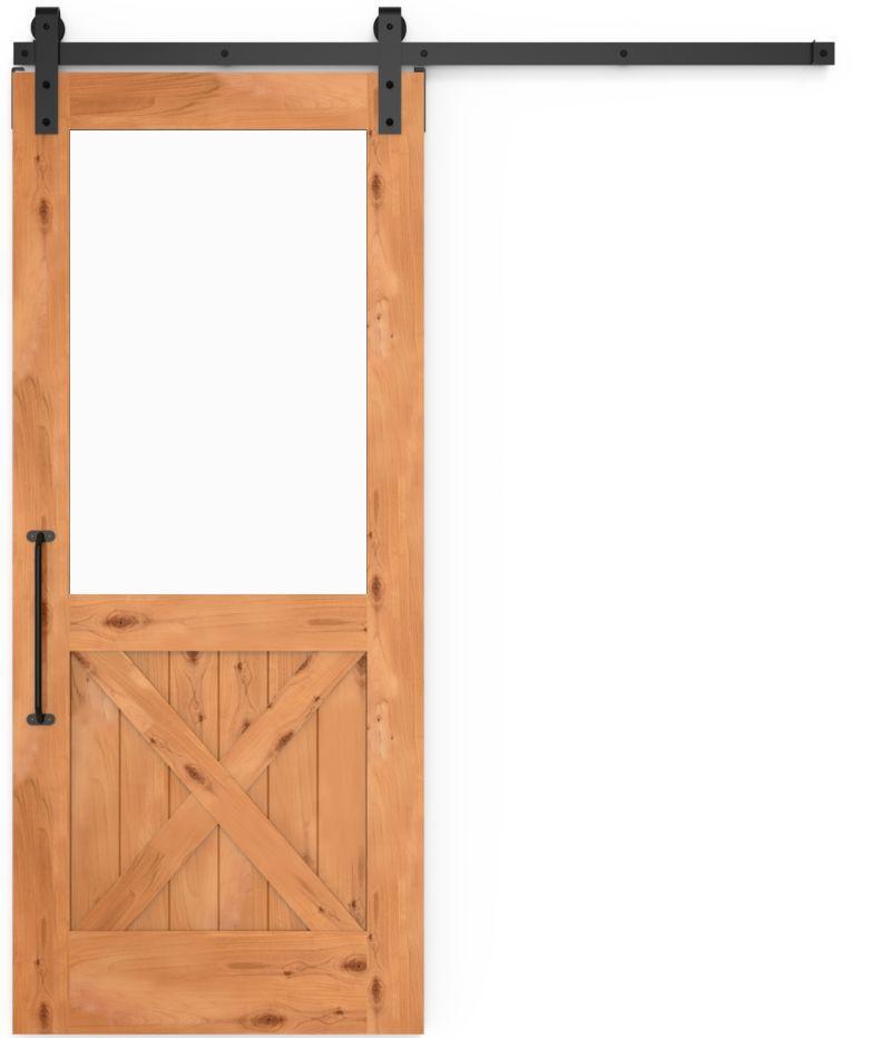 Backwoods Barn Door