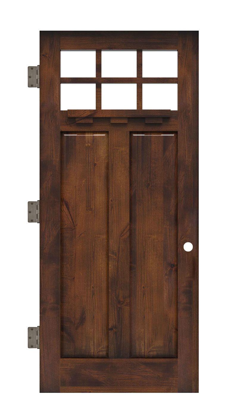 Apprentice Interior Slab Door