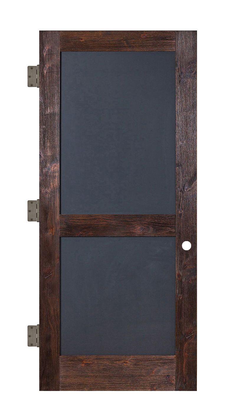 Chalkboard Interior Slab Door