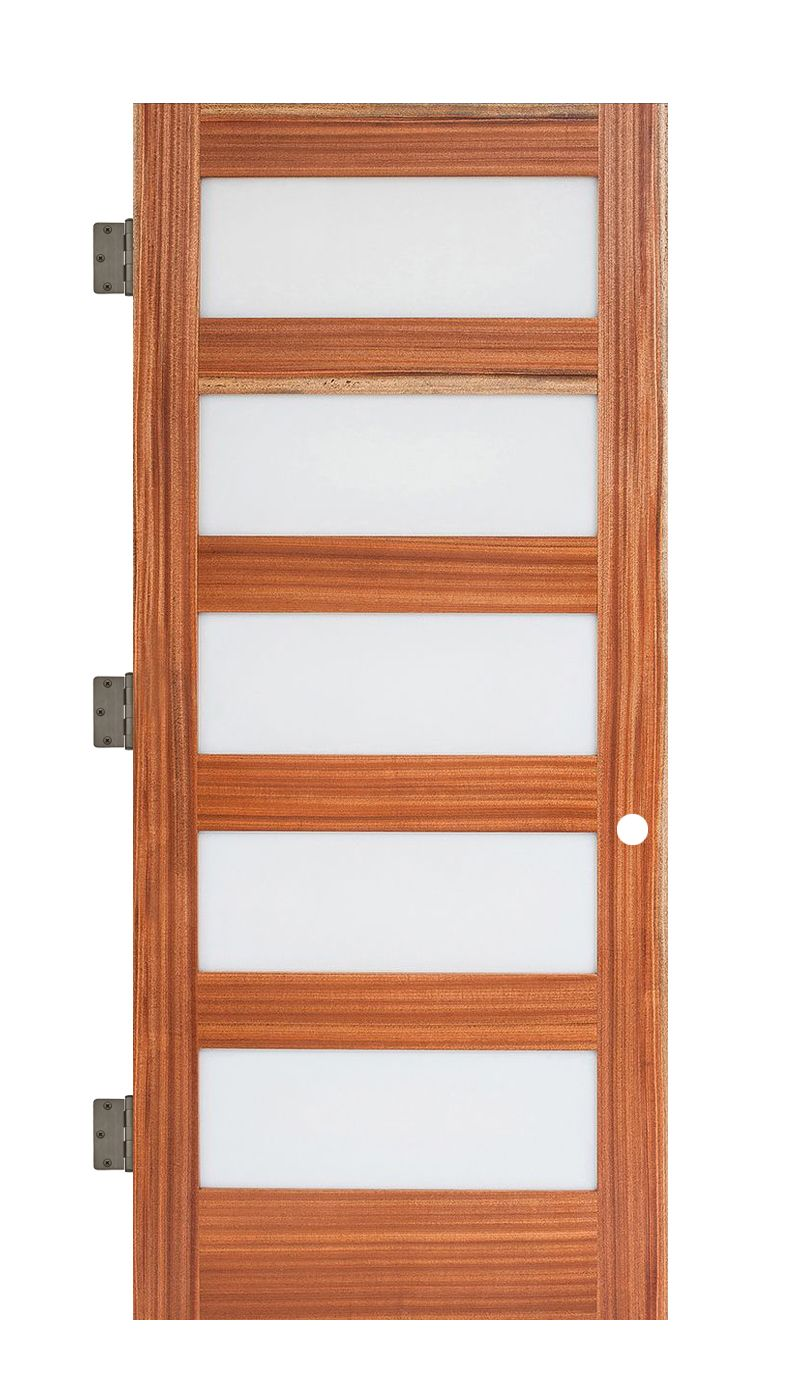 5 Panel Interior Slab Door