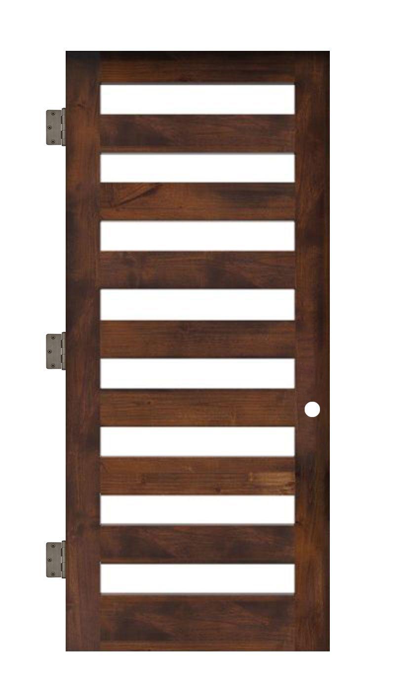 Highland Interior Slab Door