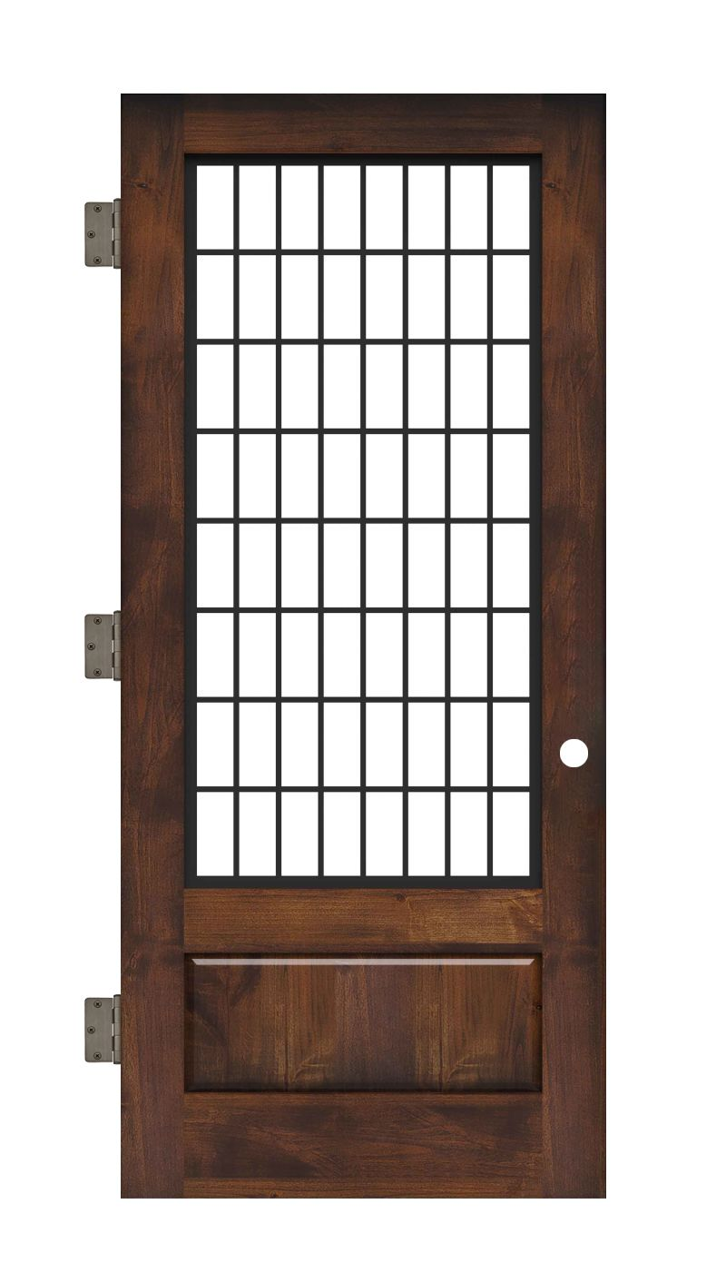 Grindstone Interior Slab Door