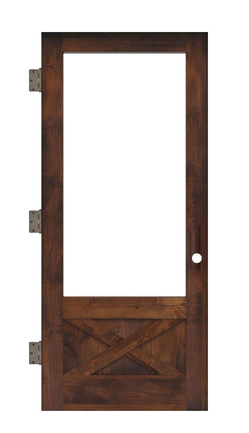 Hudson Interior Slab Door