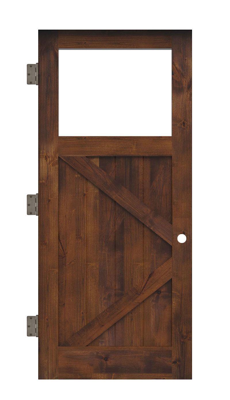 Shoemaker Interior Slab Door