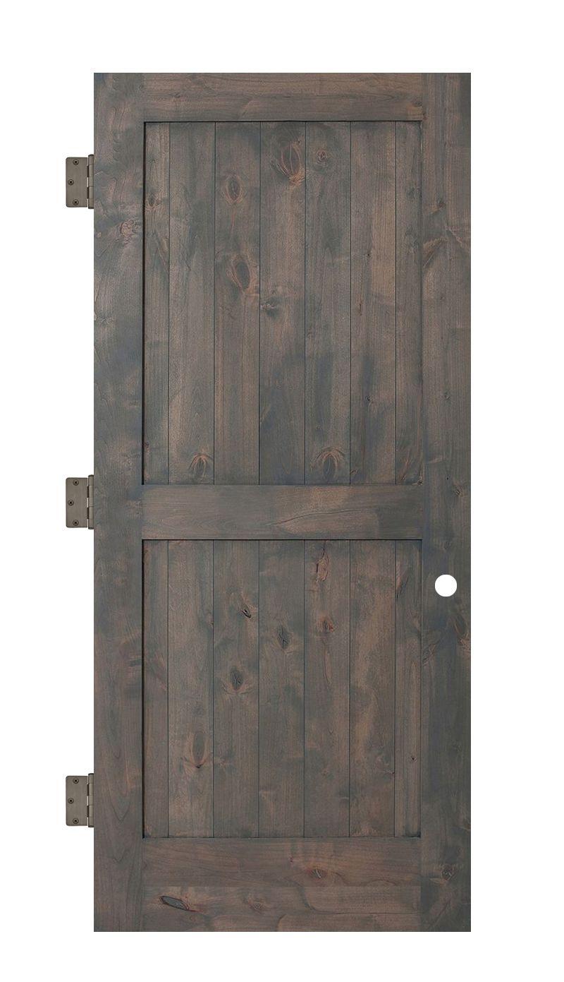 Two Panel Interior Slab Door