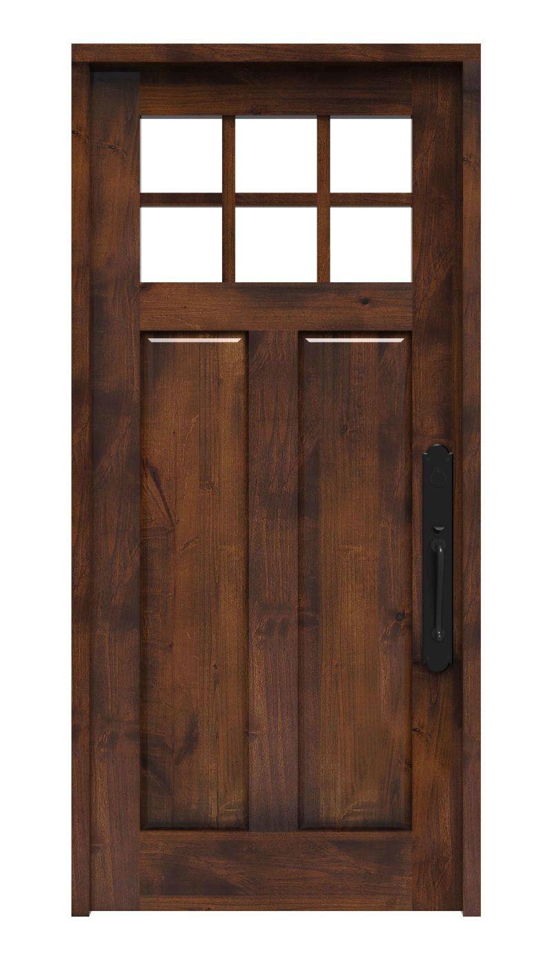 Maple Dale Front Door