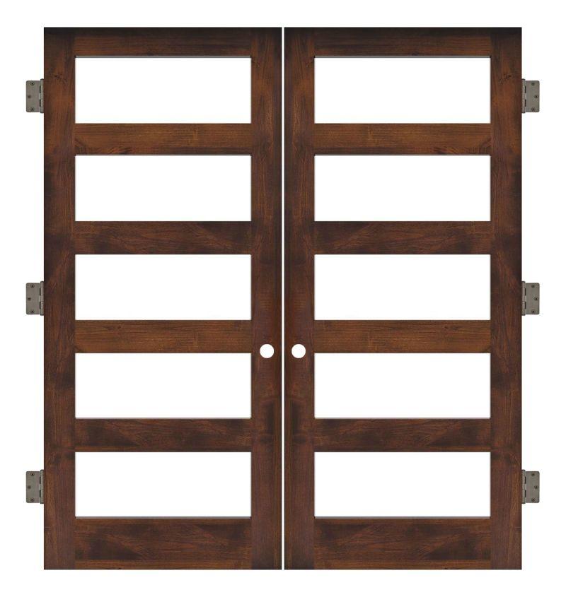 Midland Interior Double Slab Door