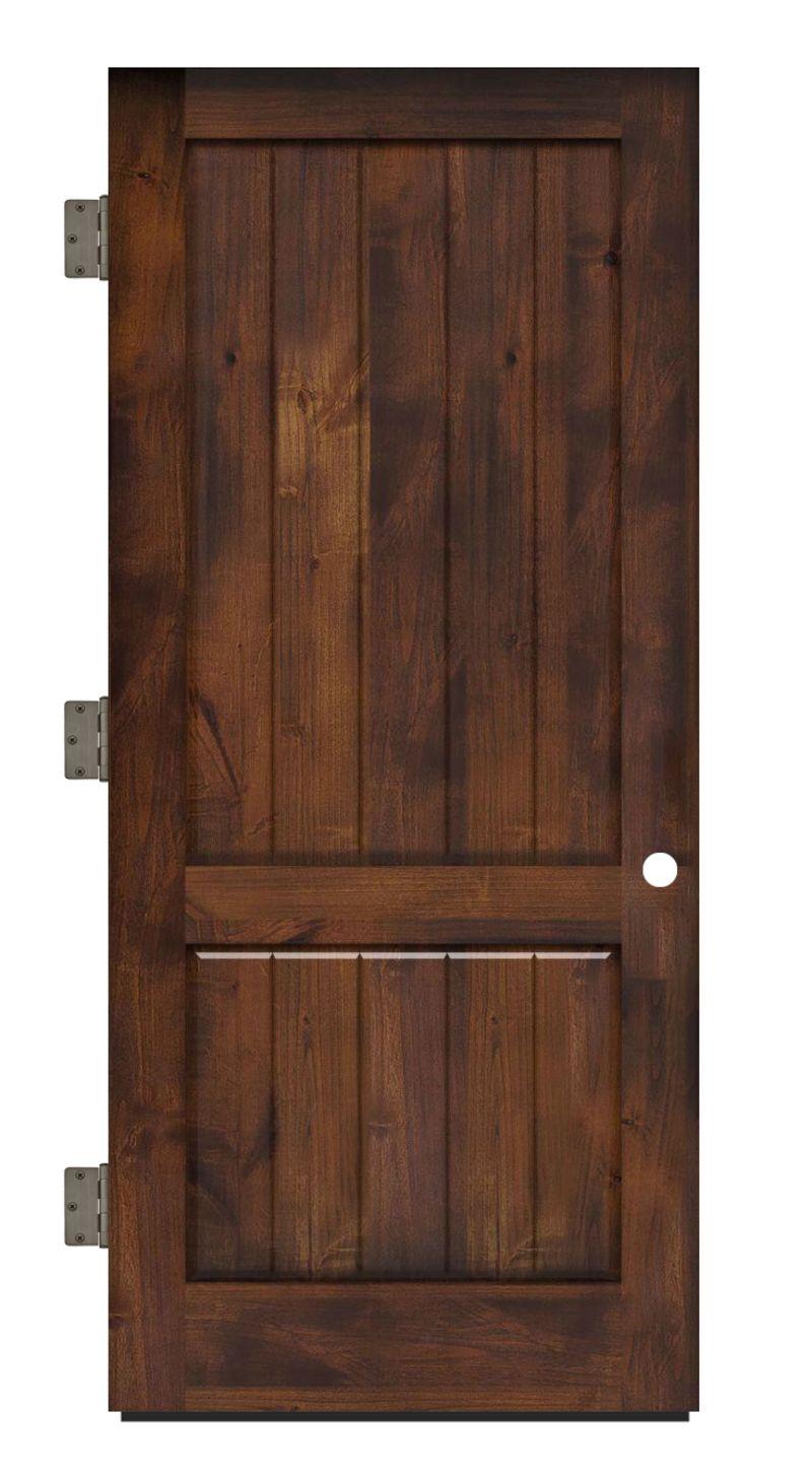 Altitude Exterior Slab Door