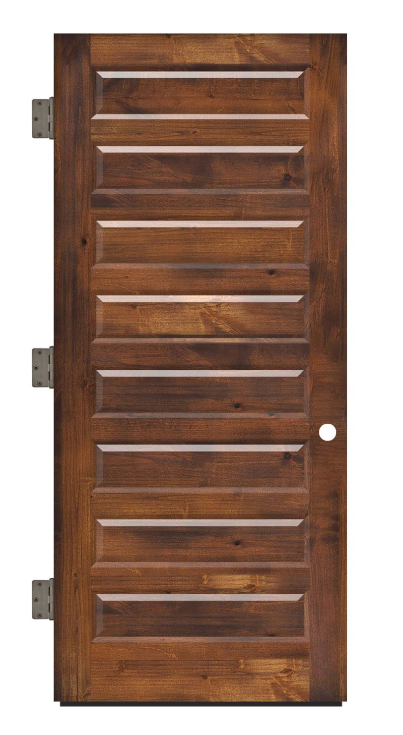 Regal Exterior Slab Door