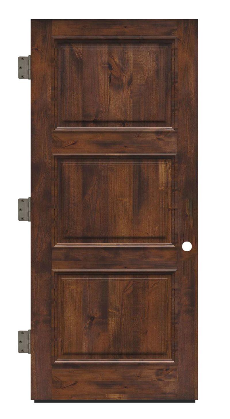 Ranch Hand Exterior Slab Door