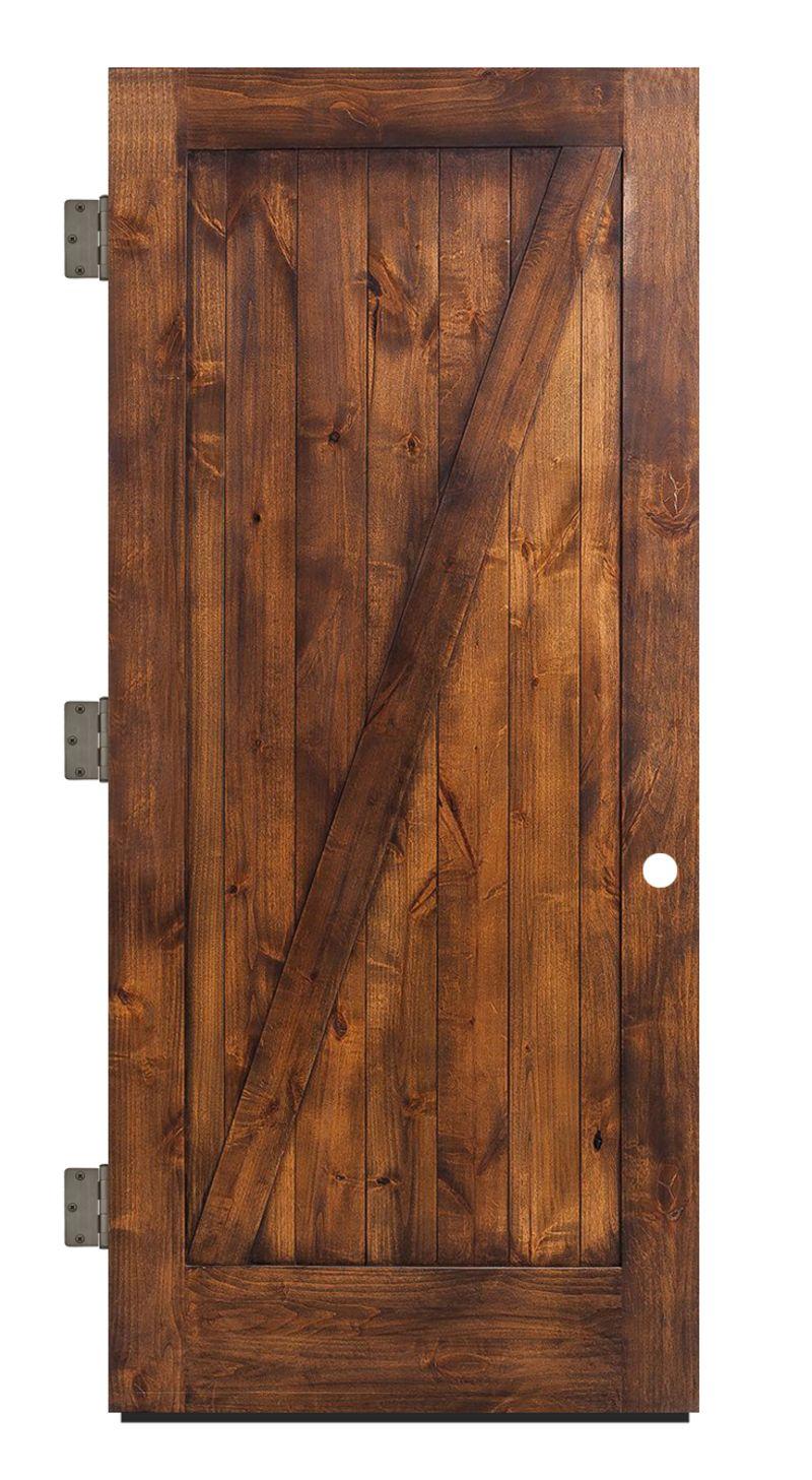 Z Exterior Slab Door