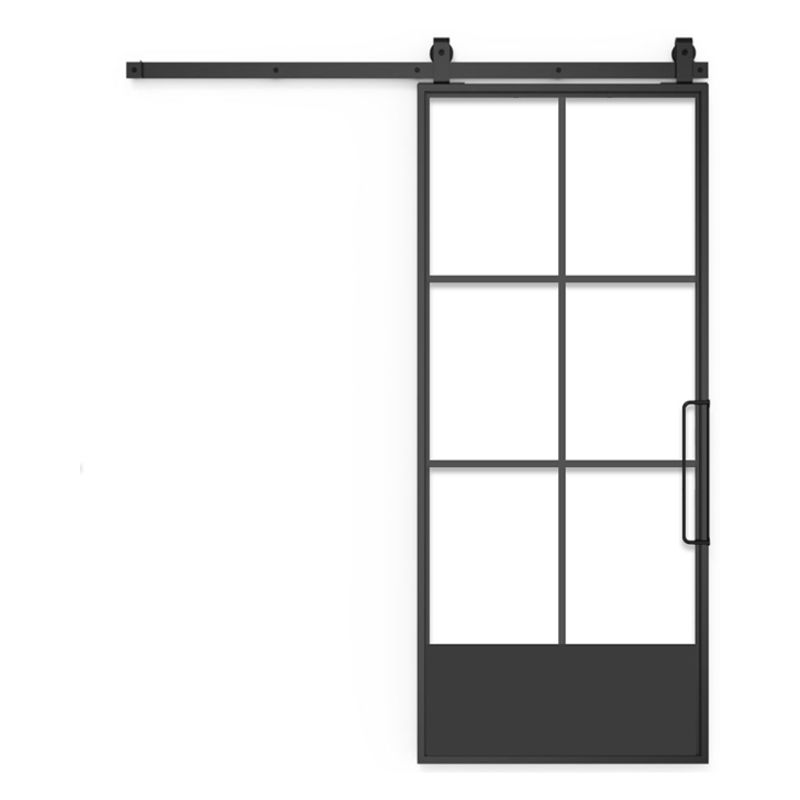 Metal Cottage Sliding Door