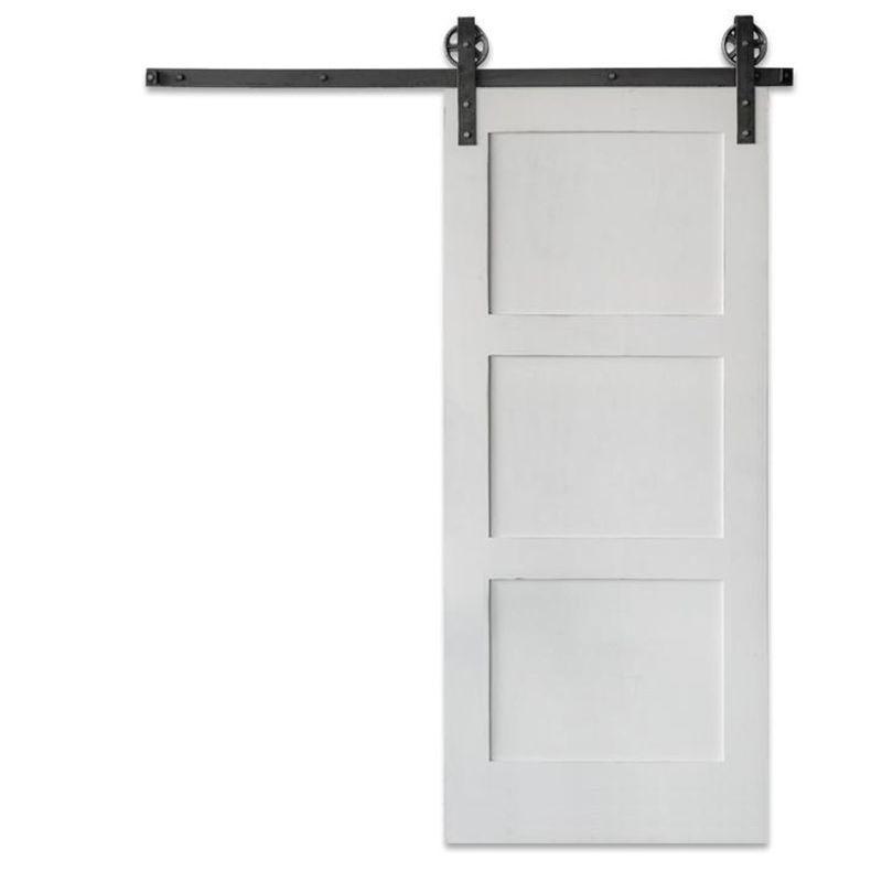 3-Panel Barn Door