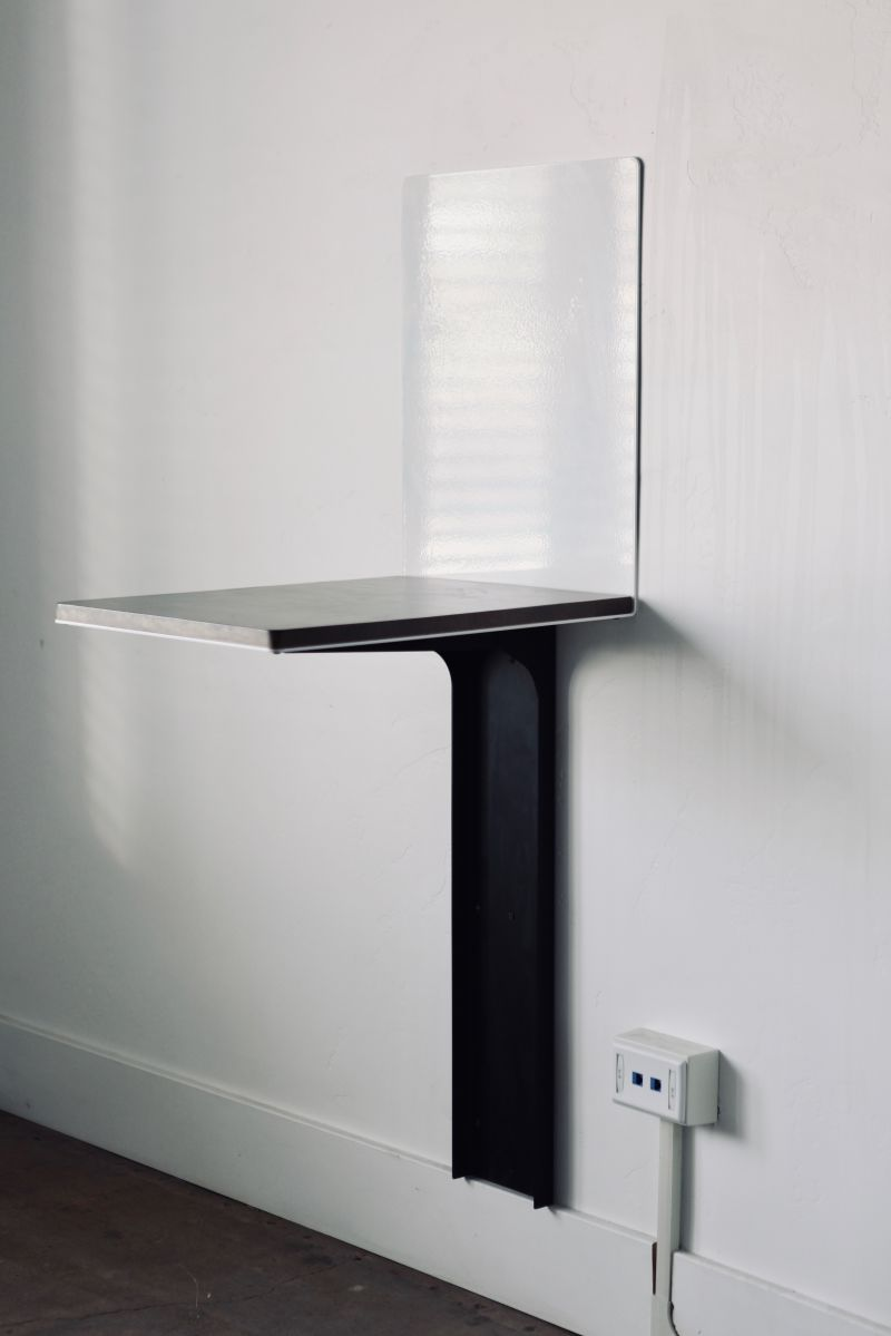 Finisher Wall Mounted Desk