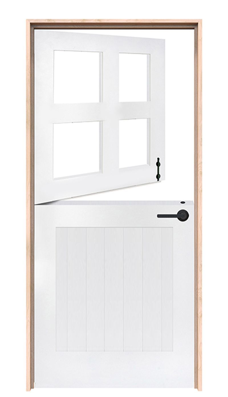 Ridge Dutch Door