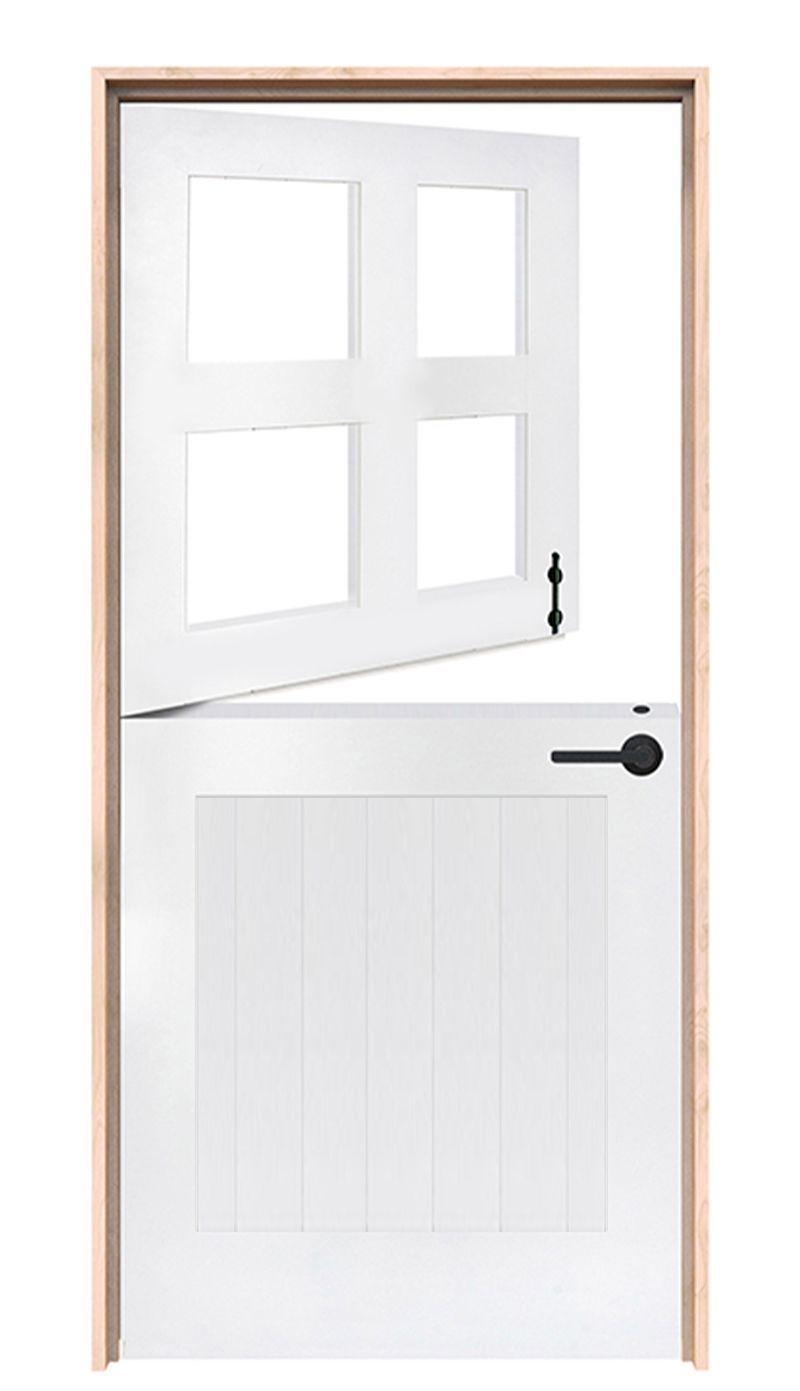 Ridge Exterior Dutch Door