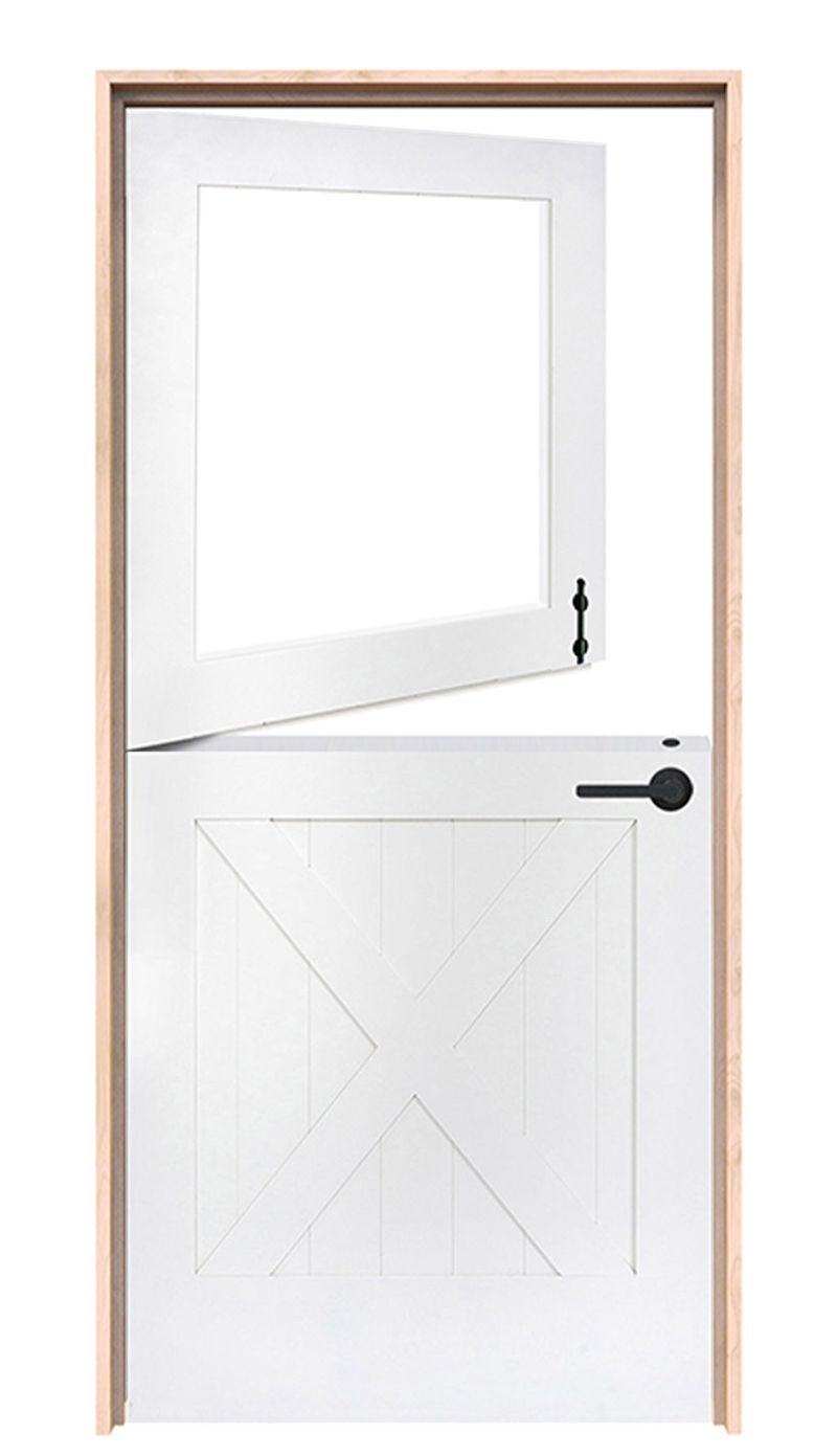 Riverbend X Exterior Dutch Door