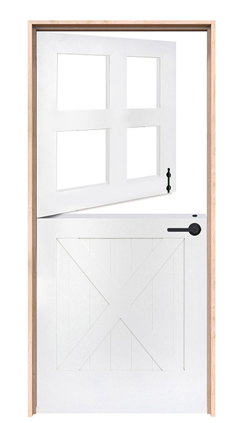 Ridge X Dutch Door