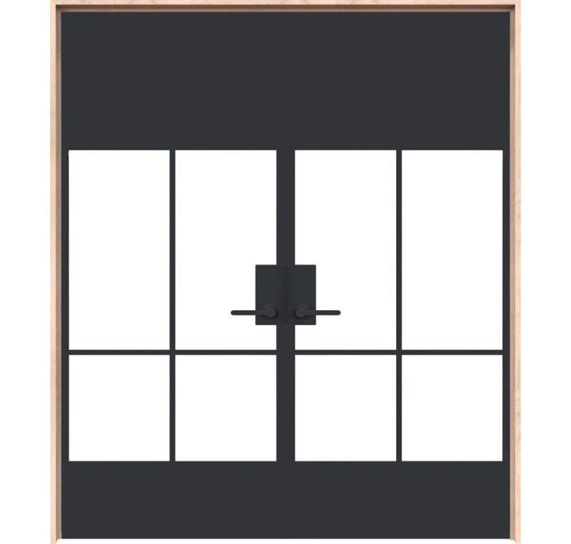 Crest Interior Double Door