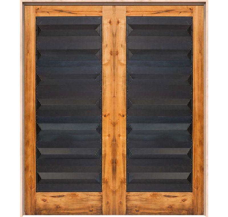 Helms Interior Double Door