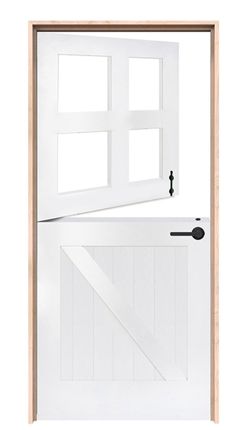 Ridge Z Exterior Dutch Door