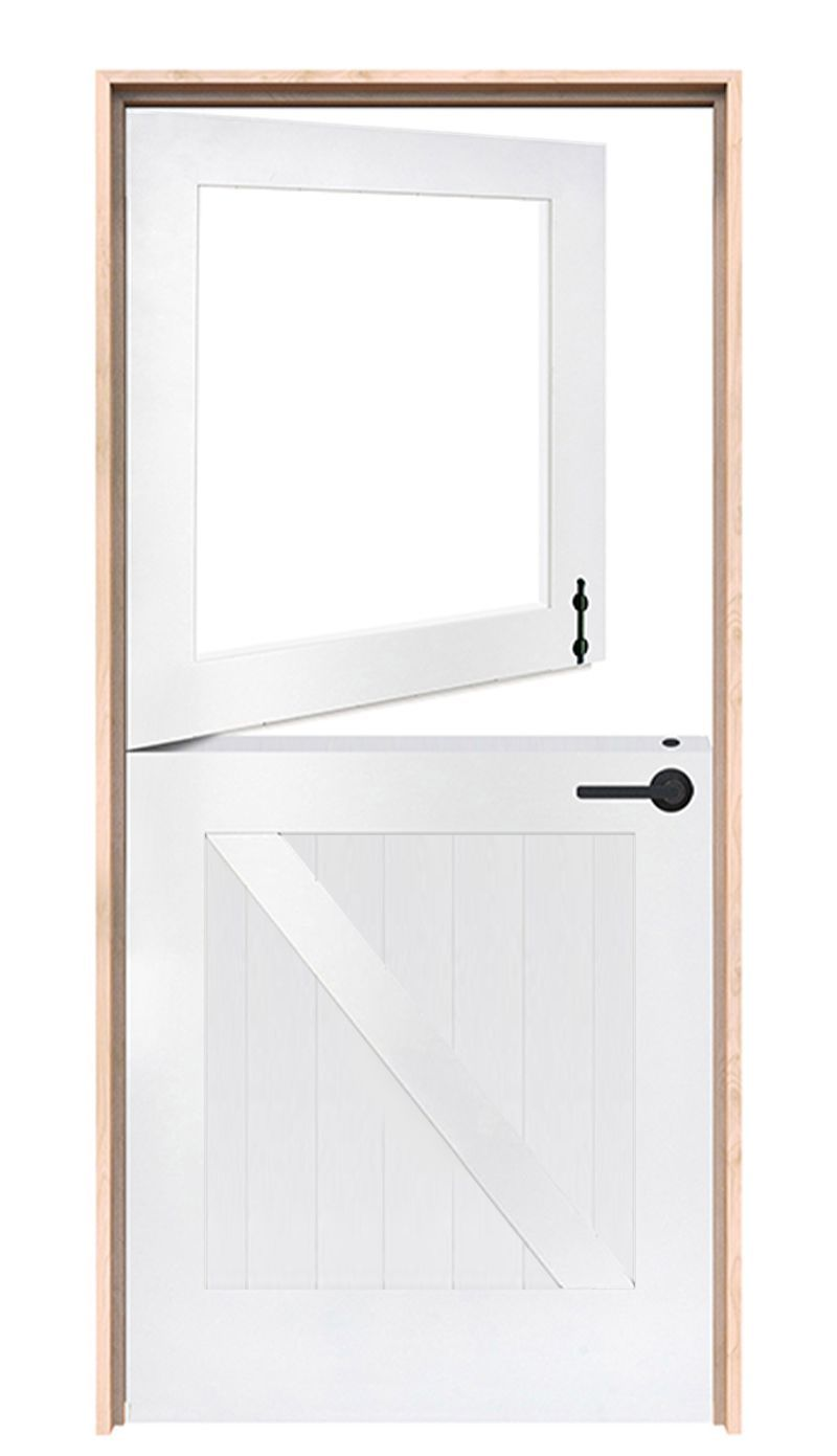 Riverbend Z Exterior Dutch Door