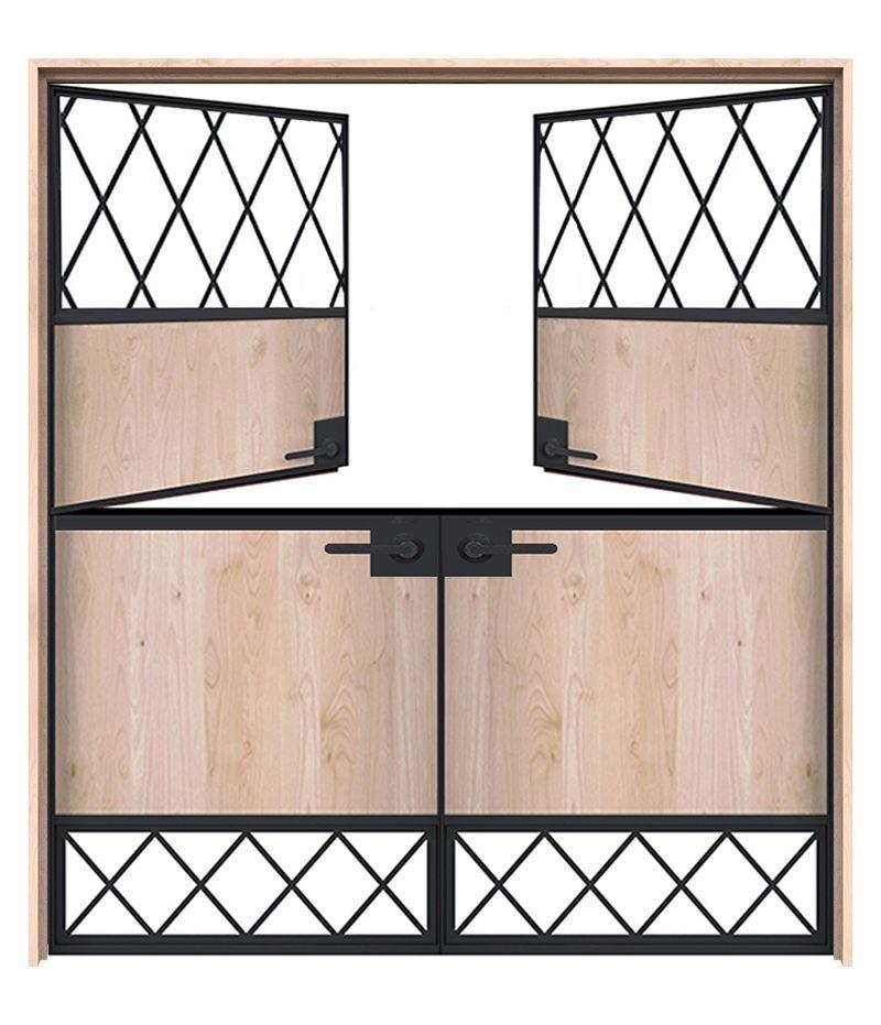 Exterior Vista Double Dutch Doors