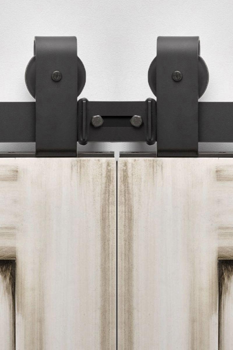 Buck For Double Doors - Same Day Ship Barn Door Hardware